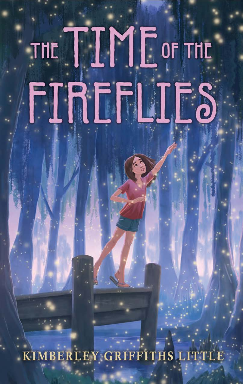 The Time of the Fireflies (Scholastic, July 29, 2014)