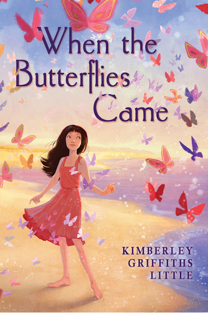 When the Butterflies Came (Scholastic, April 1, 2013)