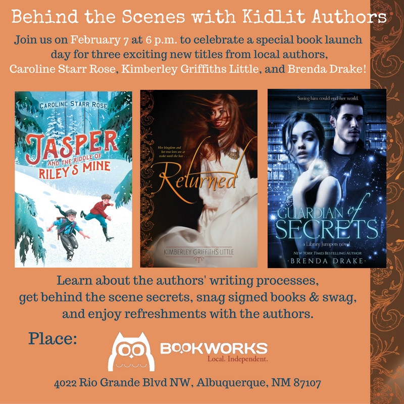 Behind the Scenes with Kidlit Authors (1)