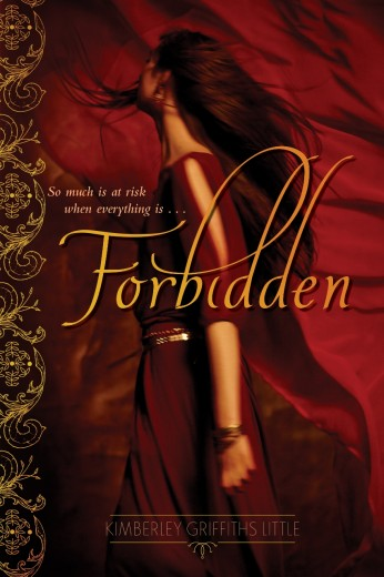 FORBIDDEN by Kimberly Griffiths Little; Agency: Adams Literary Agency