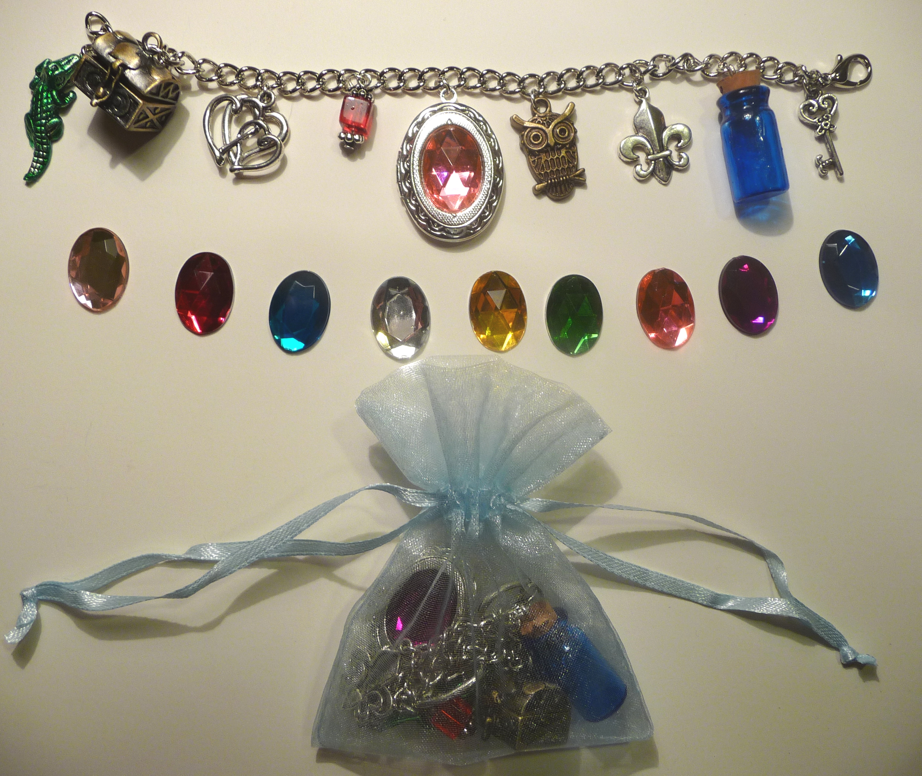 Email me for your very own Charm Bracelet from CIRCLE OF SECRETS! kglittle at msn.com